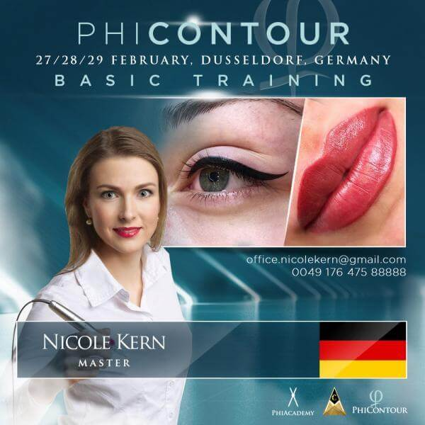 Permanent Make Up Schulung