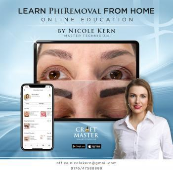 PhiRemoval Online Course Education