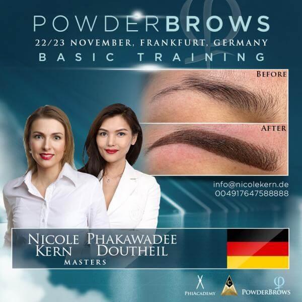 Powderbrows 22-23.11.2021